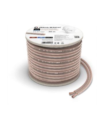 Oehlbach Speaker Wire SP-25 Καλώδιο Ηχείων 2 x 2,5 mm² 30m