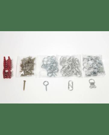 Eq Acoustics Flexi Hooks - Γάντζοι Οροφής Εγκατάστασης Ακουστικών Πάνελ